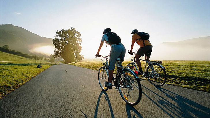 Как проехать на велосипеде первую сотню