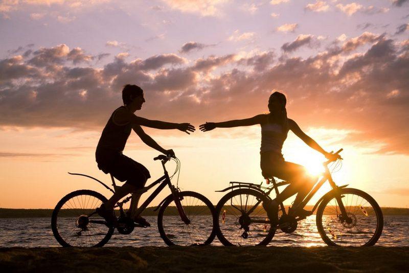 Топ 9: как работает ваше тело, пока вы едете на велосипеде